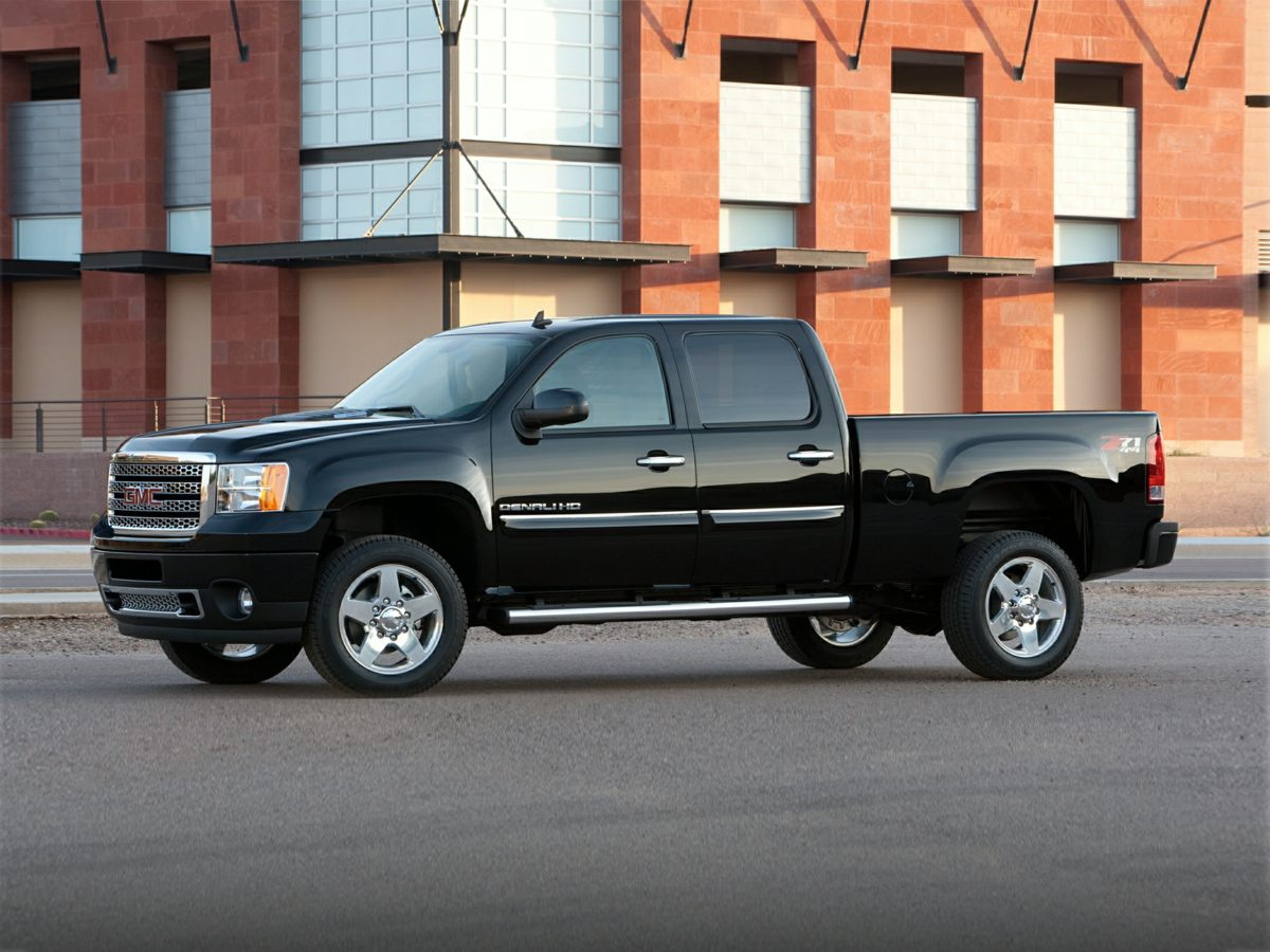 2013 GMC Sierra 2500hd #14
