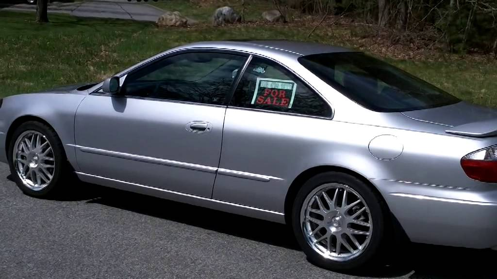 Acura Cl Photos Informations Articles BestCarMagcom - 2001 acura cl for sale
