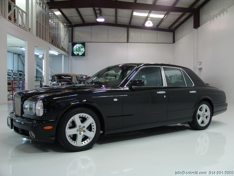 2003 Bentley Arnage #22