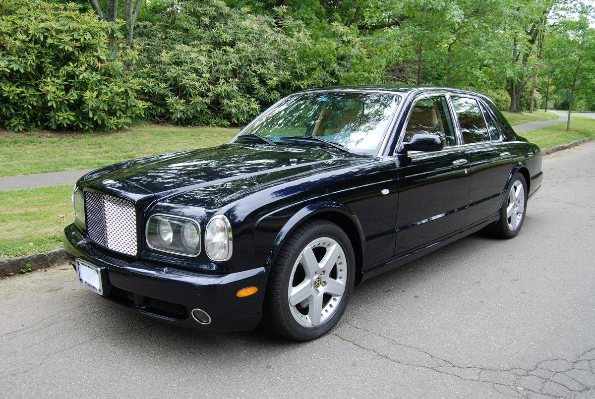 2003 Bentley Arnage #21