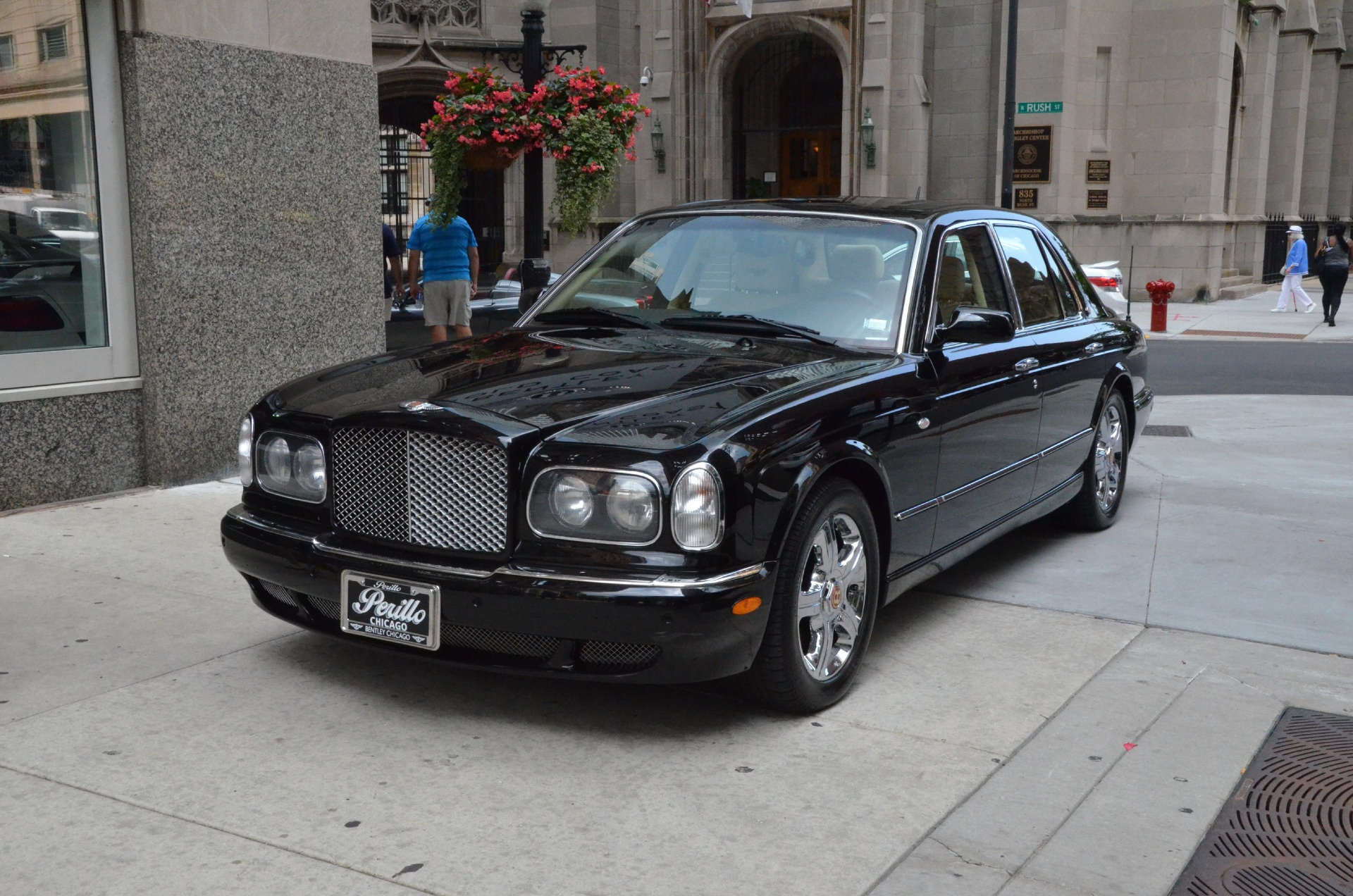 2003 Bentley Arnage #20
