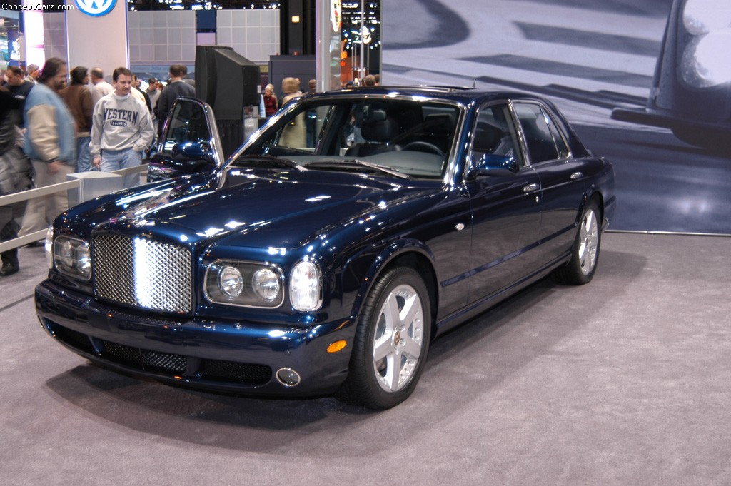 2003 Bentley Arnage #23