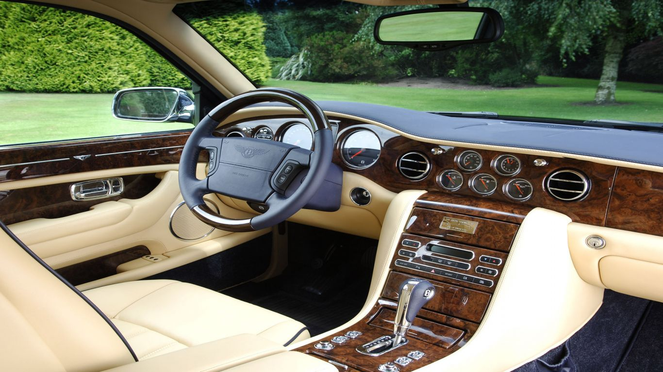 2003 Bentley Arnage #19