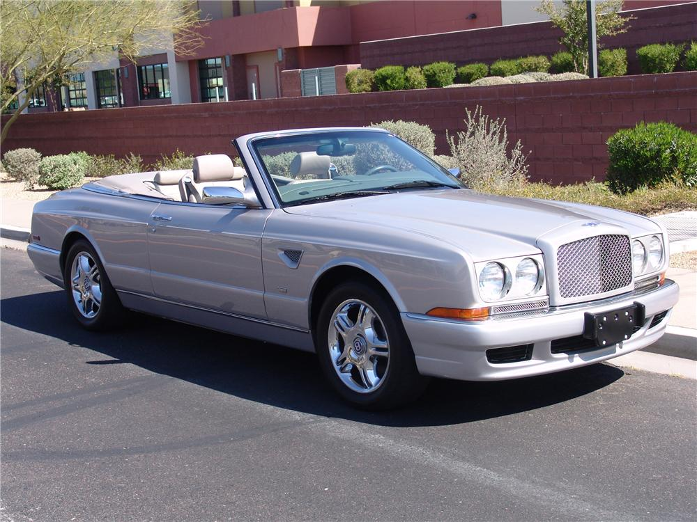 2003 Bentley Azure #21