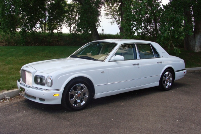 2003 Bentley Azure #26