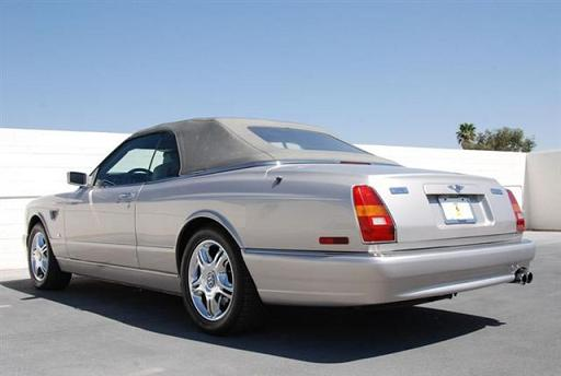 2003 Bentley Azure #20