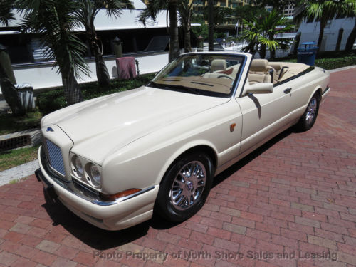 2003 Bentley Azure #23