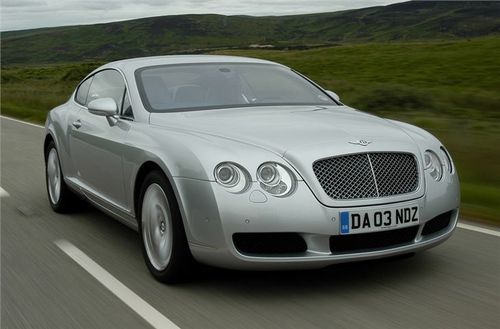 2003 Bentley Continental #17