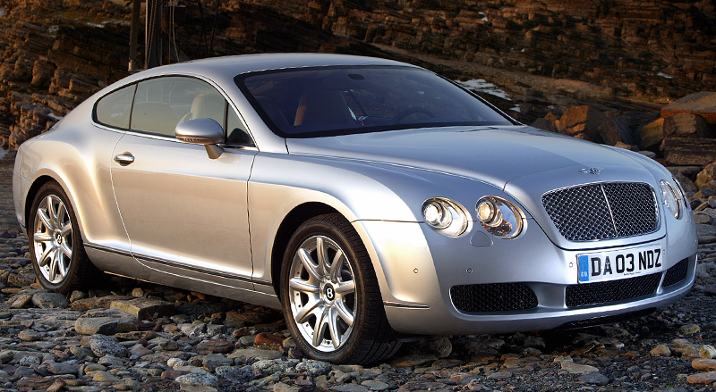 2003 Bentley Continental #18