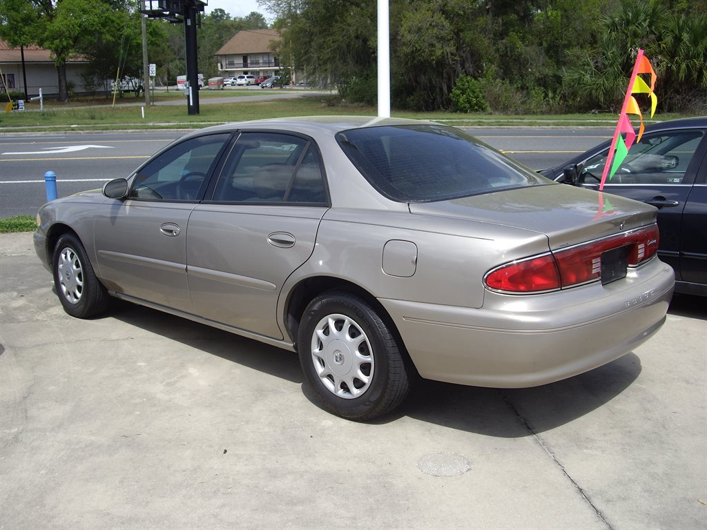 2003 Buick Century Photos, Informations, Articles ...