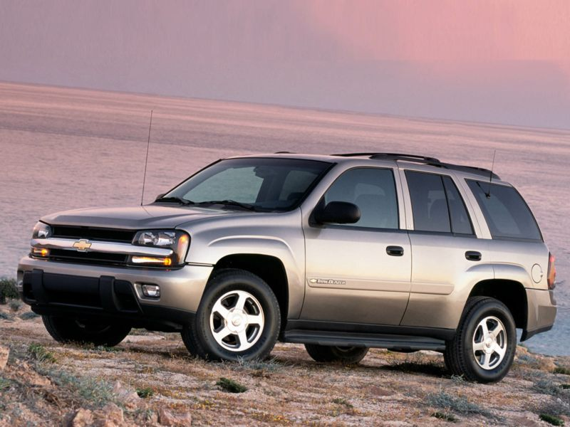 2003 Chevrolet Trailblazer #15