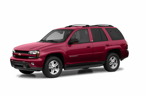 2003 Chevrolet Trailblazer #14