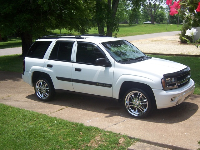 2003 Chevrolet Trailblazer #13