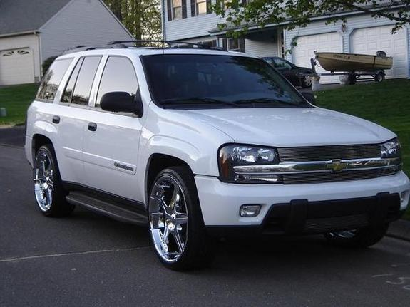 2003 Chevrolet Trailblazer #18