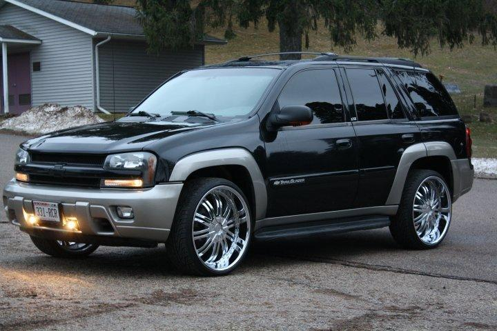 2003 Chevrolet Trailblazer #16