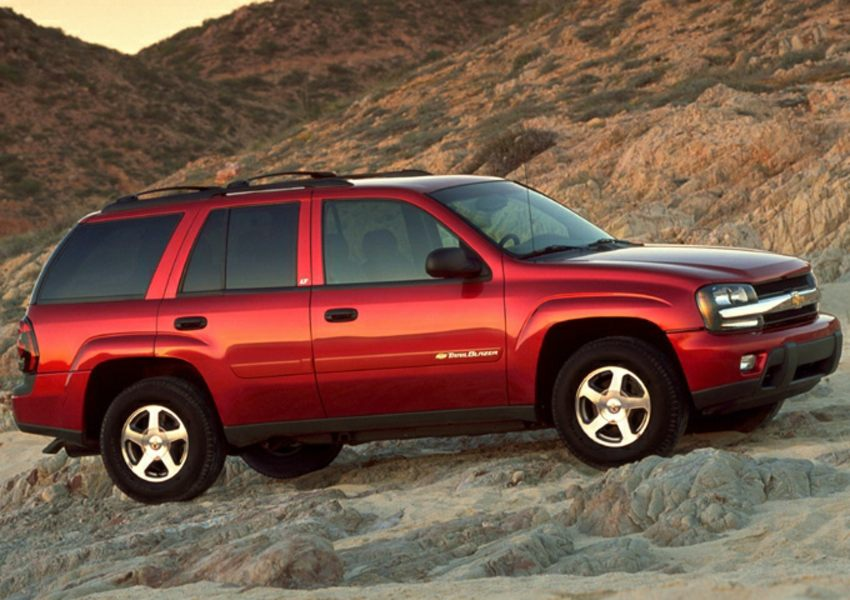 2003 Chevrolet Trailblazer #19