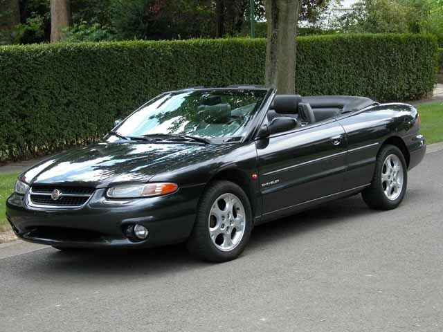 2003 Chrysler Sebring #17