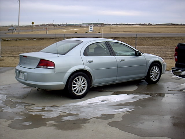 2003 Chrysler Sebring #18