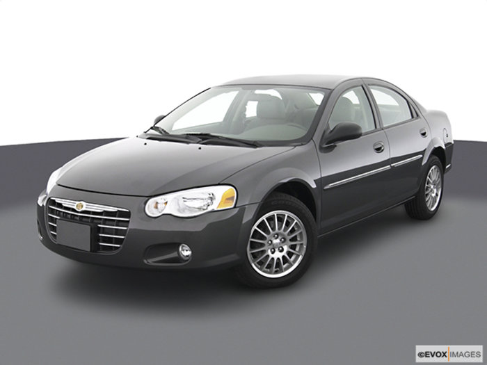 2003 Chrysler Sebring #16