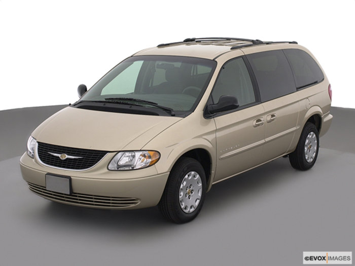 2003 Chrysler Town And Country #16