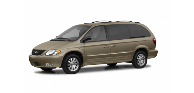 2003 Chrysler Town And Country #17