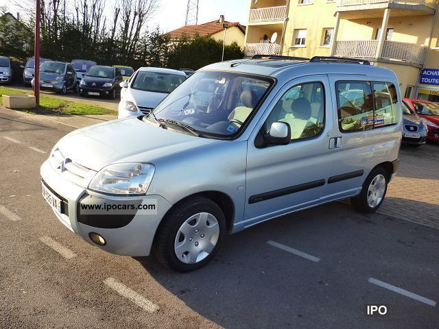 2003 Citroen Berlingo #19