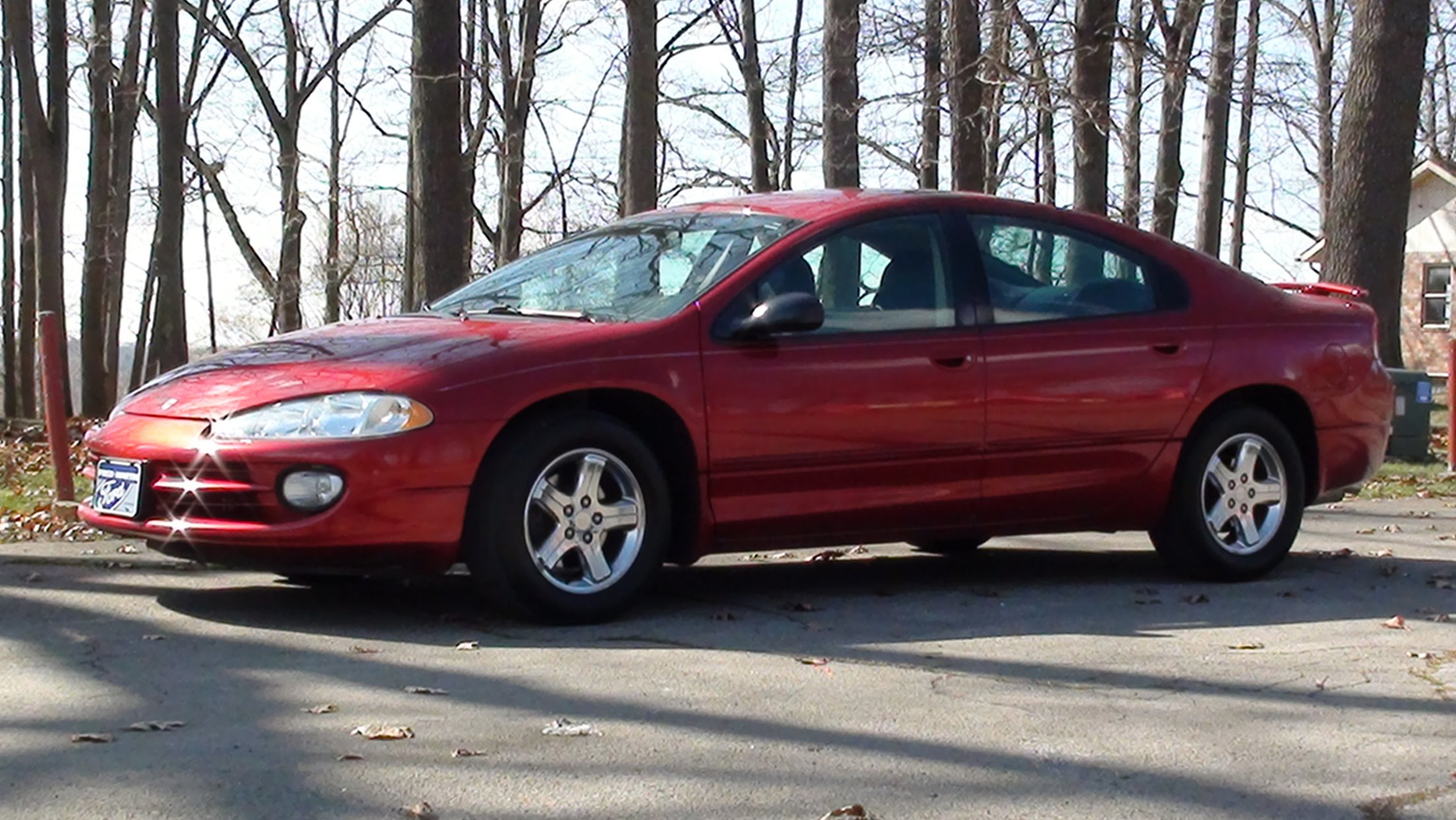 2003 Dodge Intrepid #20