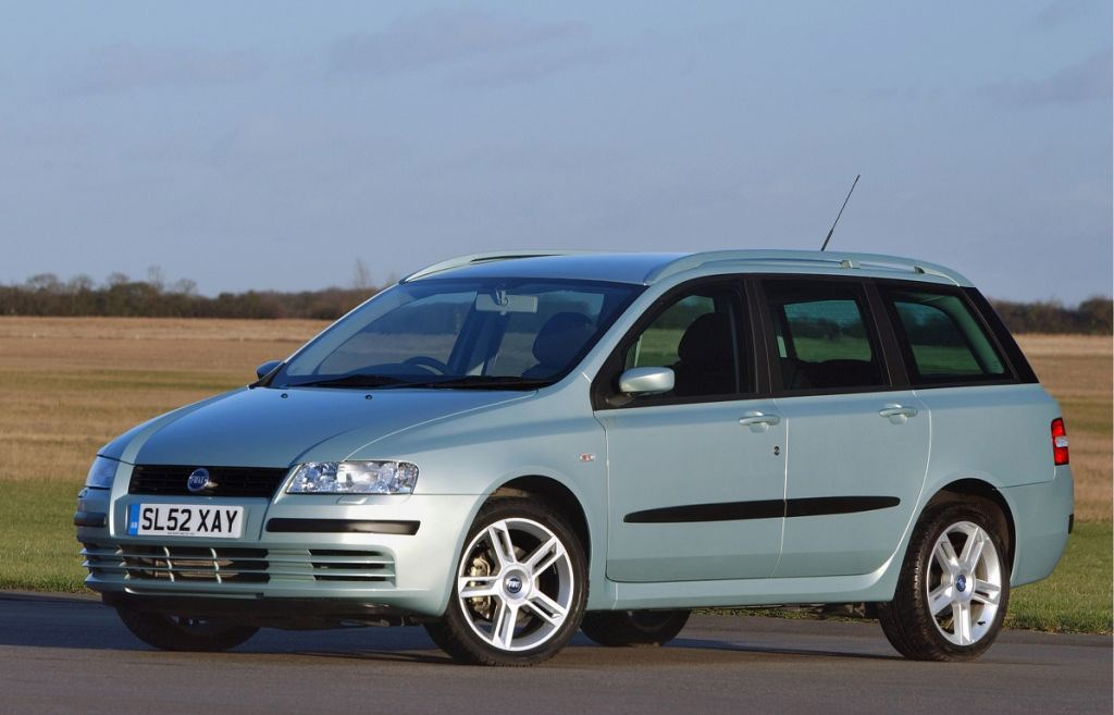 2003 fiat stilo photos informations articles. Black Bedroom Furniture Sets. Home Design Ideas