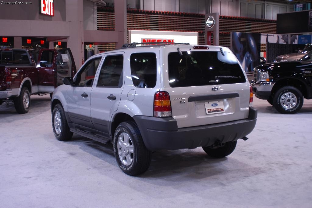2003 Ford Escape #20