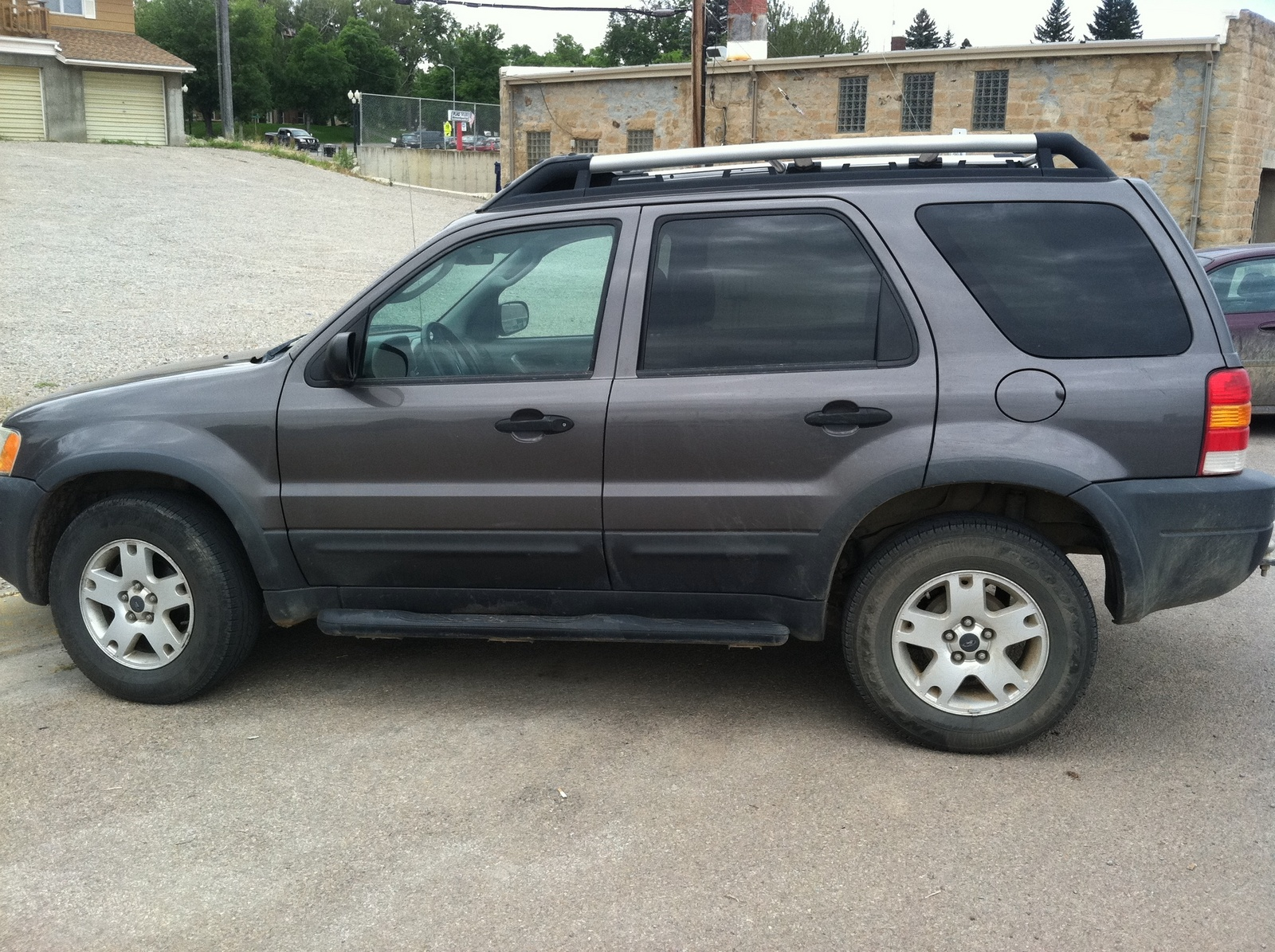 2003 Ford Escape #27
