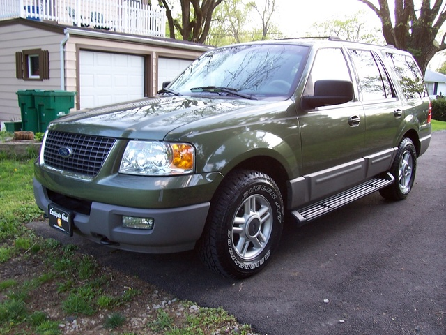 2003 Ford Expedition #11
