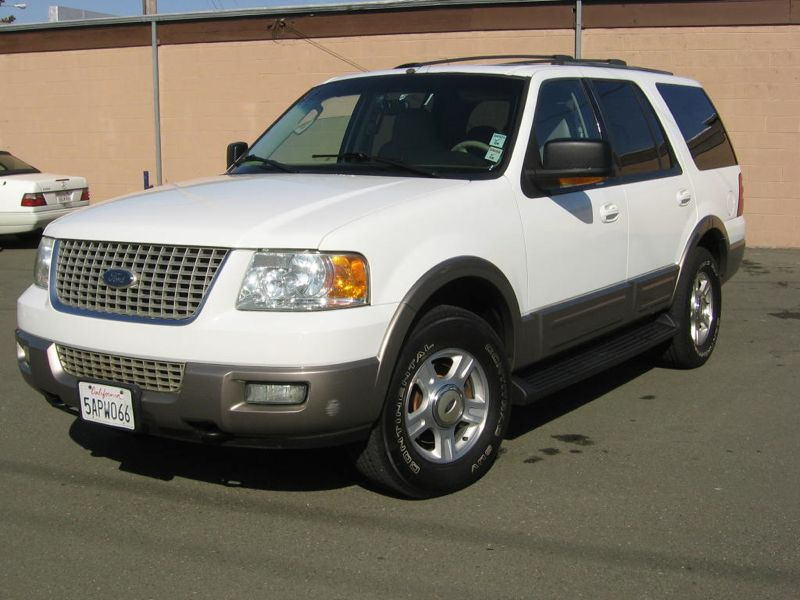 2003 Ford Expedition #13