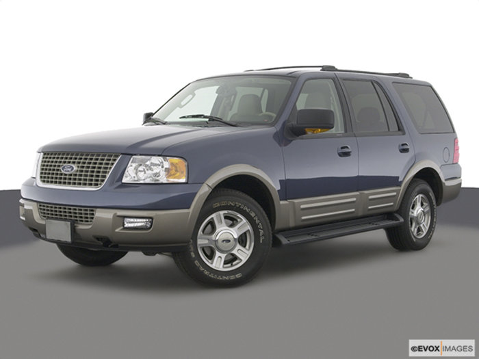2003 Ford Expedition #14