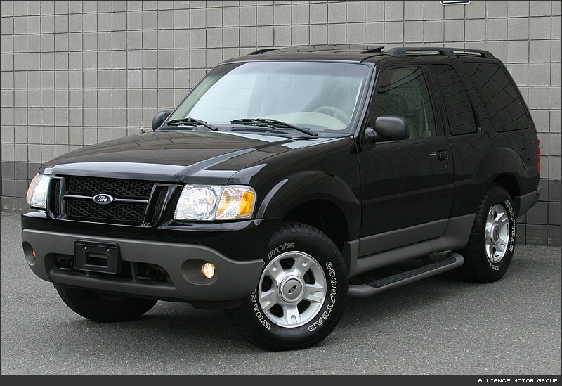2003 ford explorer sport photos informations articles bestcarmag. Cars Review. Best American Auto & Cars Review