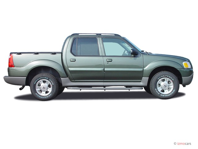 2003 ford explorer sport trac photos informations articles. Cars Review. Best American Auto & Cars Review