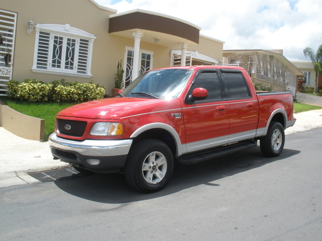 2003 Ford F-150 #18