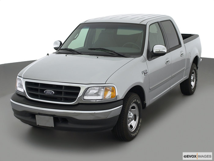 2003 Ford F-150 #23