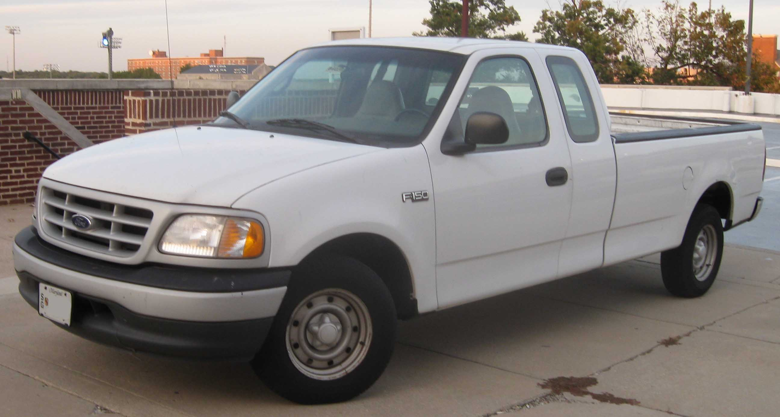 2003 Ford F-150 #22