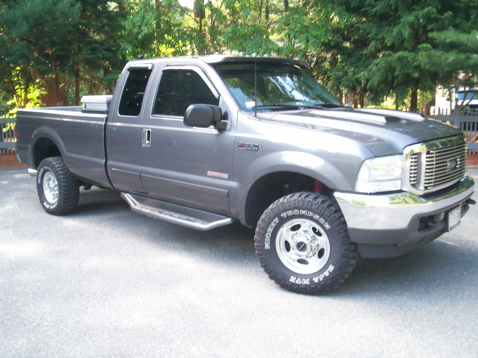 2003 Ford F 250 Super Duty Photos Informations Articles 2004 Lariat 21