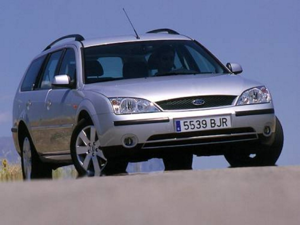 2003 Ford Mondeo #20