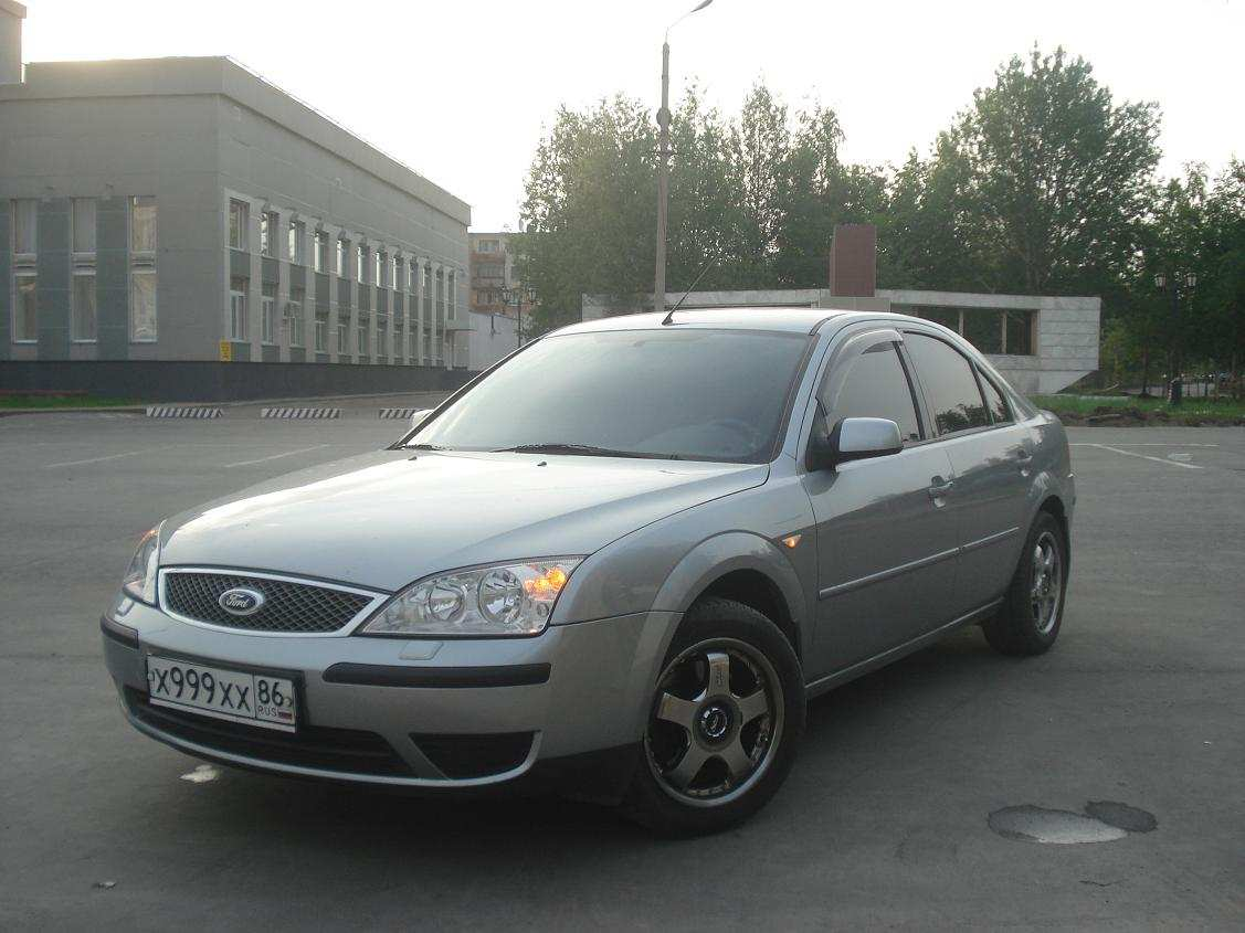 2003 Ford Mondeo #19