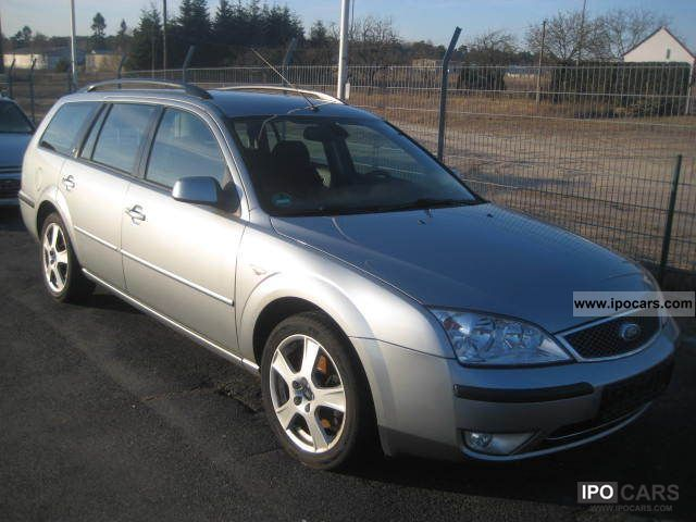 2003 Ford Mondeo #21