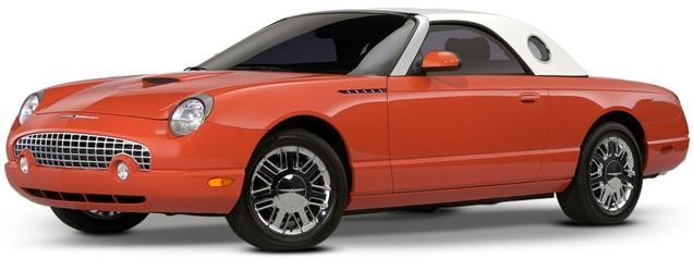 2003 Ford Thunderbird #21