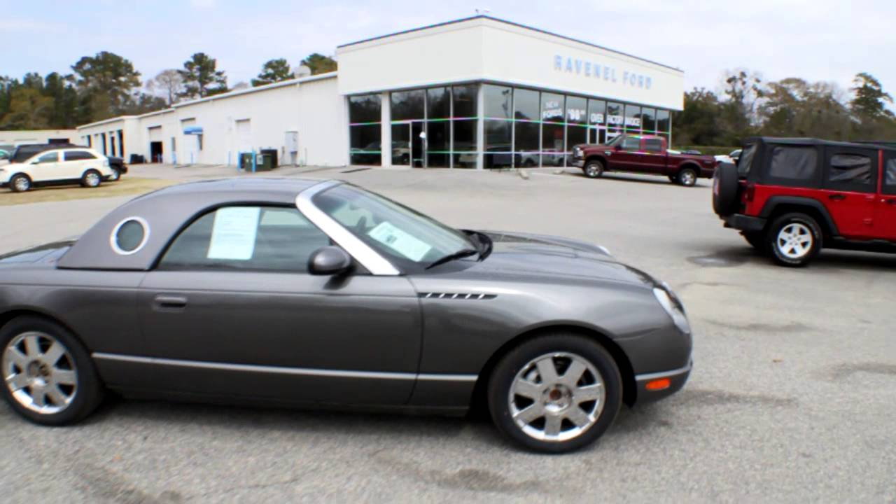 2003 Ford Thunderbird #20