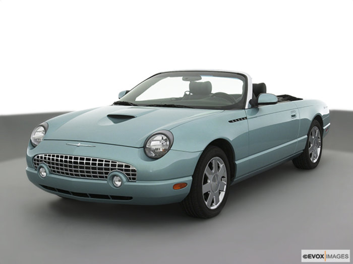 2003 Ford Thunderbird #19