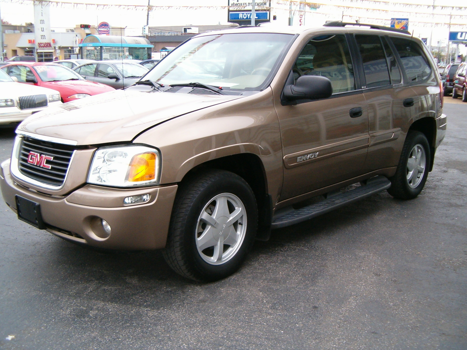 2003 gmc envoy xl photos informations articles. Black Bedroom Furniture Sets. Home Design Ideas