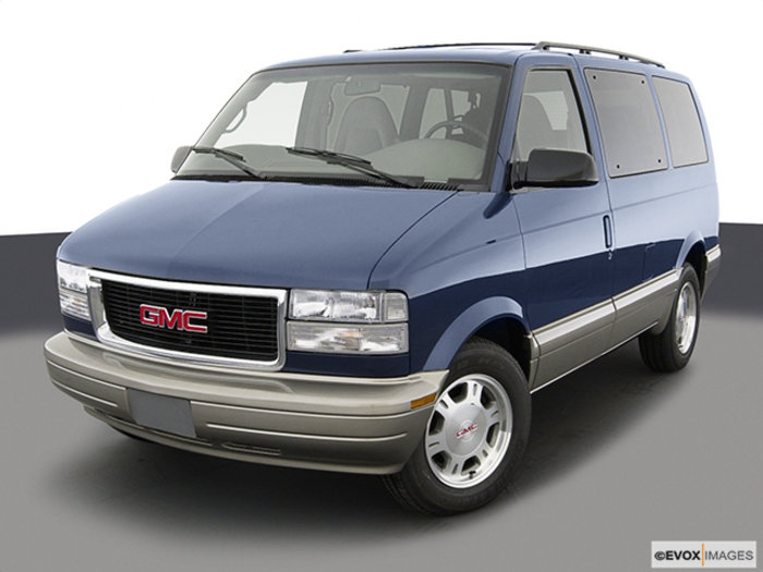 2003 GMC Safari #17