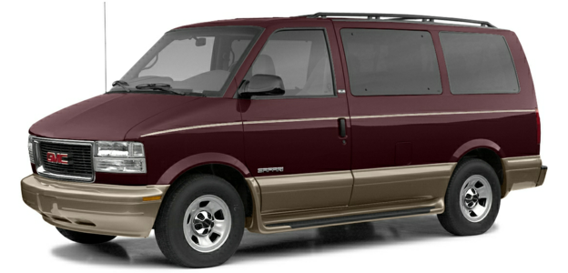 2003 GMC Safari #15