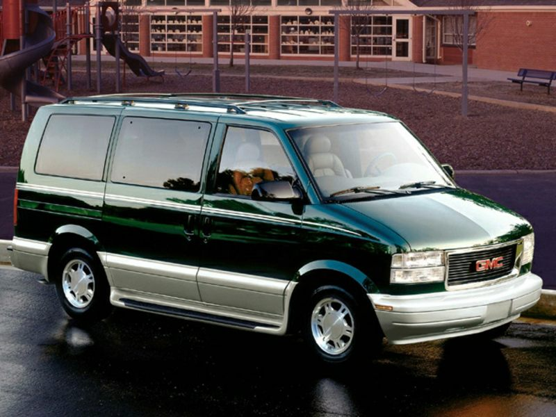 2003 GMC Safari #14