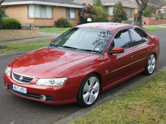 2003 Holden Berlina #18